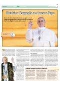 En un hecho histórico, el cardenal argentino Jorge ... - Diario Hoy - Page 3