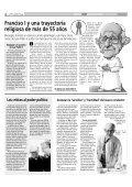 En un hecho histórico, el cardenal argentino Jorge ... - Diario Hoy - Page 6