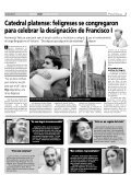 En un hecho histórico, el cardenal argentino Jorge ... - Diario Hoy - Page 7