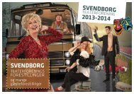 Program for 2013 - Svendborg Teater
