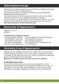 Brugsanvisning - P. Lindberg Norge - Page 3