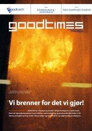 Goodtimes one 2012 - Goodtech