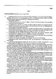 Aktstykke 331 (SEA-reformen) af 24. august 2000
