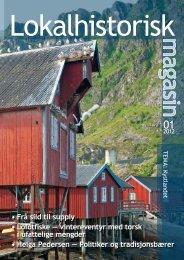 Nr 1, 2012 - Lokalhistorie.no