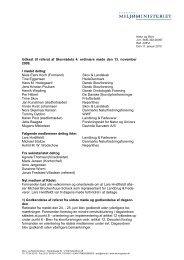 4. møde den 13. november 2009 (pdf) - Naturstyrelsen