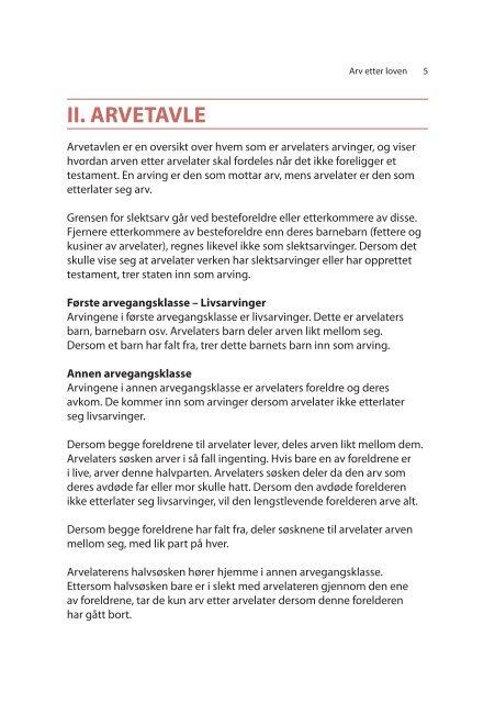 72aba696 ARV ETTER LOVEN - Jussformidlingen