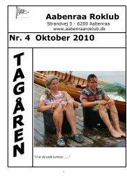 Tagåren nr. 4 - aabenraaroklub.dk