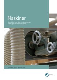 Maskiner - Industriens Branchearbejdsmiljøråd