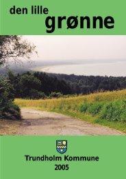 Den Lille Grønne 2005.pdf - gf-bakkely.dk