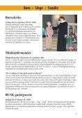 september • oktober • november • 2011 - Skt. Nikolai Kirke, Holbæk - Page 7