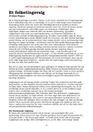NYT - nr. 1 / 2005 - maj - Dansk Samling
