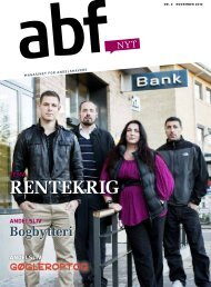 Læs bladet - ABF