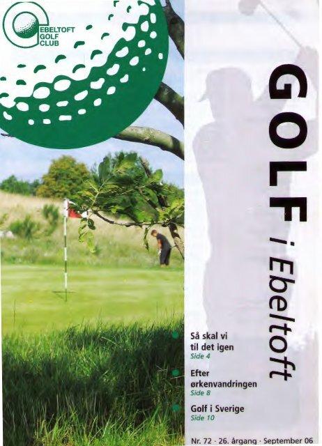 Så skal vi til det igen - Ebeltoft Golf Club