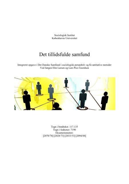 Det tillidsfulde samfund.pdf - sociologisk-notesblok