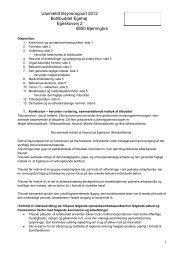 Tilsynsrapport 2012 - Viborg Kommune