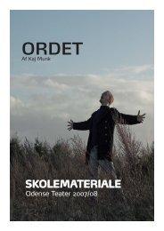 rdet - Odense Teater