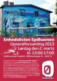 Generalforsamling 2013_0.pdf - Sydhavnen - Enhedslisten