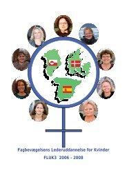 Fagbevægelsens Lederuddannelse for Kvinder ... - Rock Designing
