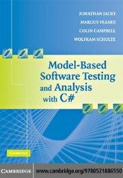 2 Why We Need Model-Based Testing