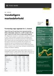 Jyske Markets Research - Jyske Bank