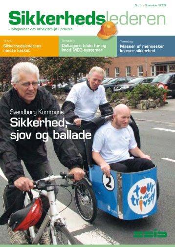 Medlemsblad nr. 5 2009