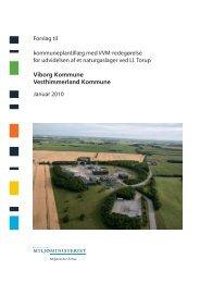 Forslag til kommuneplantillæg med VVM-redegørelse ... - Fjordvenner