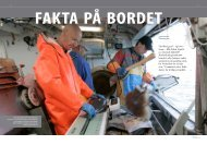 I hvilken grad – og hvor lenge – blir fisken skremt ... - Oljedirektoratet