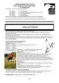 Kursus- og aktivitetsfolder 2009 - 2010 - Læsø Kommune - Page 5