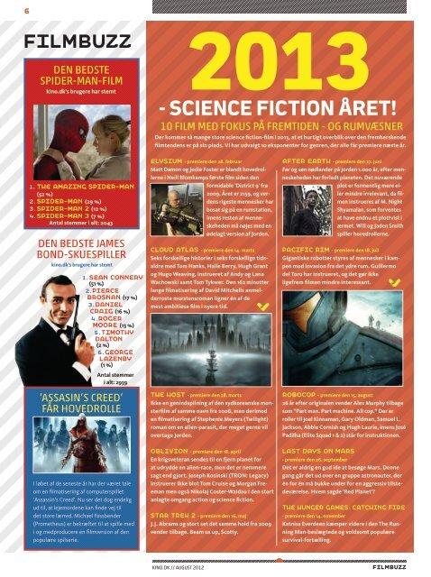 Download magasinet som PDF - Kino.dk