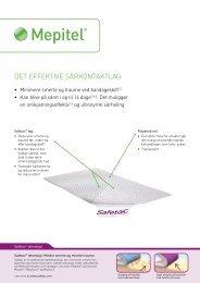 Mepitel.pdf - Mölnlycke Health Care