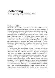 Indledning - Amternes og Kommunernes Forskningsinstitut
