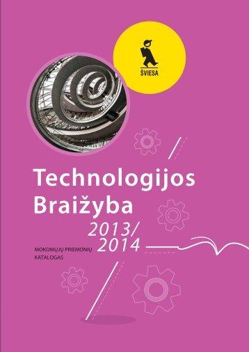 Technologijų/braižybos mokomųjų priemonių katalogas ... - Šviesa