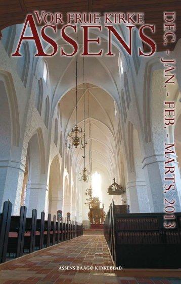 nye me - Vor Frue Kirke