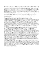 Referat fra møde 40, 17/4-2002