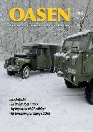 Ny importør af QT Wildcat - Dansk Land-Rover Klub