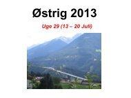 Østrig 2013