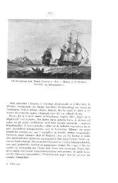 fru Mette Toft skriver brev til sin mand - Handels- og Søfartsmuseet