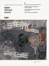 DTJ Volume 8 Number 2 1996 - Digital Technical Journals