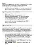 Brugermanual til Oasis - Dansk Alarm Sikring - Page 5