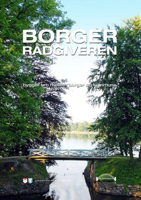 borgerrådgiverens rolle i følgende folder - Lyngby Taarbæk Kommune