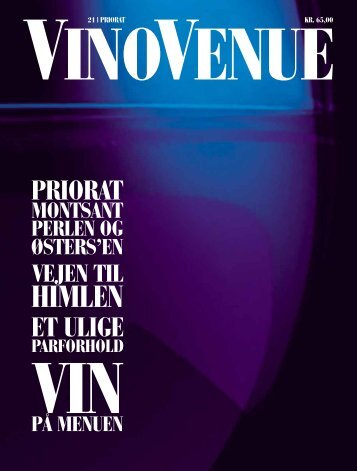 21 | PRIORAT kR. 65,00 - Vinklubben VinoVenue