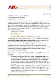 Agp 2.1 - Thesenpapier - Thema Kirche