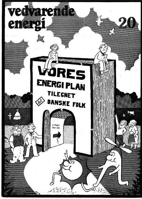 Page 1 Page 2 Vedvarende Energi udgives af Organisationen for ...