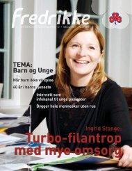 1 - 2009 - Norske Kvinners Sanitetsforening