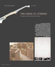 FRA HAVN TIL STRAND - Murerfagets Oplysningsråd, MURO