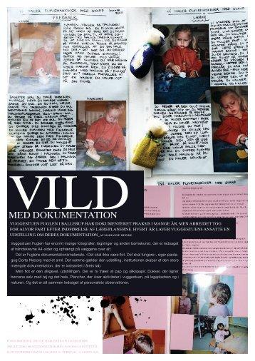 MED DOKUMENTATION - Bupl