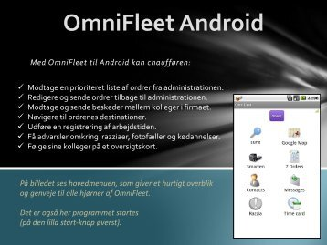 Android Beskrivelse - PDF - Design4OEE