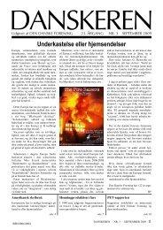 DANSKEREN nr. 3 - 2009.pub - Den Danske Forening