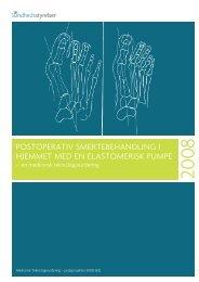 en medicinsk teknologivurdering – den fulde rapport (pdf)
