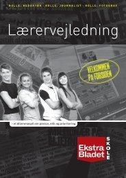 Velkommen på forsiden - Ekstra Bladet